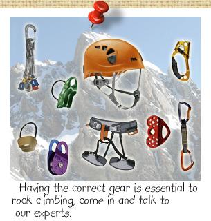 outdoor apparel backpacking gear kayaking rock climbing